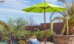 Tips on Buying a Patio Umbrella