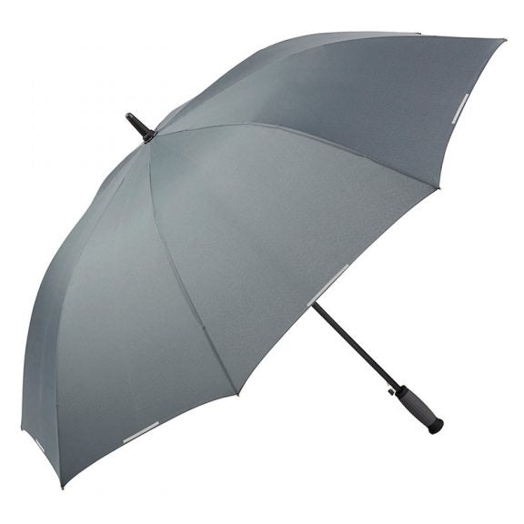 AUTOMATIC SCOTCHLITE REFLECTIVE TRIM GOLF UMBRELLA