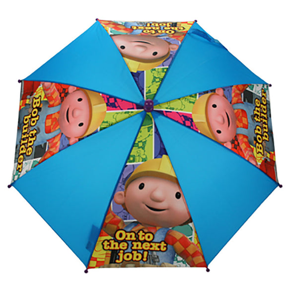 BOB THE BUILDER CHILDRENS CHARACTER UMBRELLA