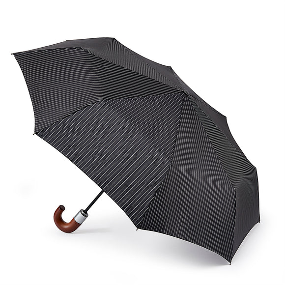 CHELSEA BLACK COMPACT UMBRELLA