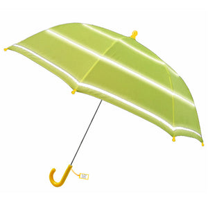 CHILD SAFE HI VIS YELLOW SAFETY UMBRELLA