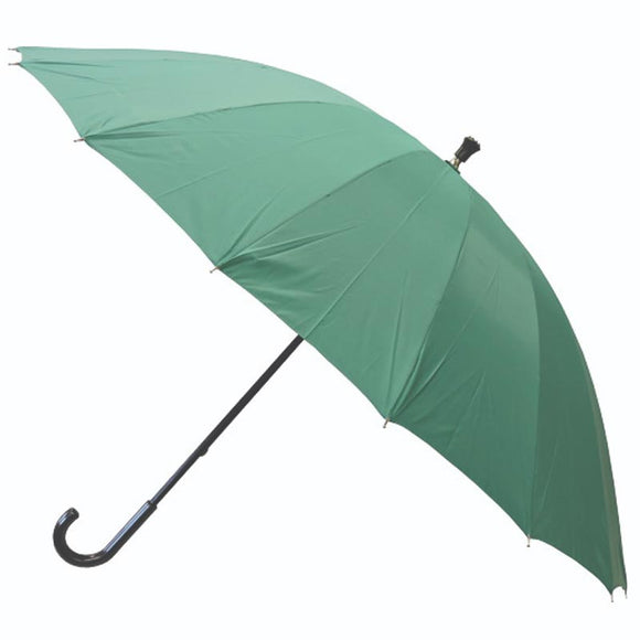 GREEN HIGH QUALITY WALKING UMBRELLA