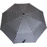 FULLY AUTOMATIC MONOCHROME COMPACT UMBRELLA