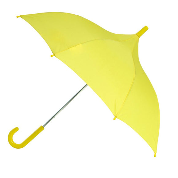 SUNSHINE YELLOW KIDS UMBRELLA
