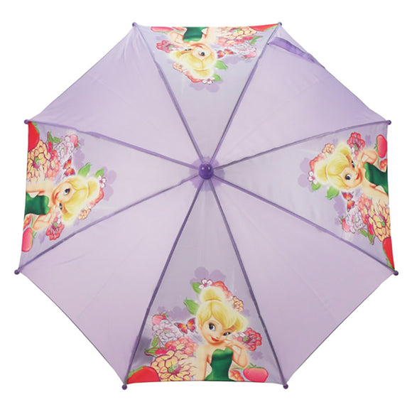 TINKER BELL CHILDRENS CHARACTER UMBRELLA