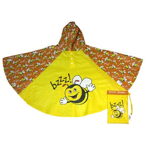 BEE CHILDRENS RAIN PONCHO