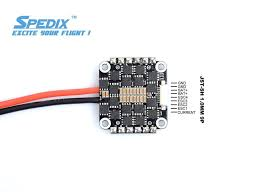 SPEDIX IS 30A  4-1 Speed Controller 2S-4S
