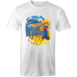 Beau Racing - Mens T-Shirt