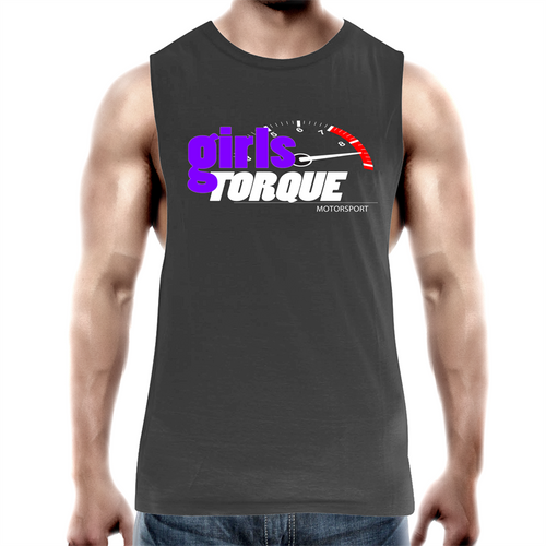 Mens Muscle Tank Top Tee