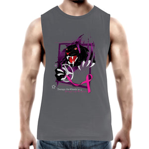 HellCat Mercedes  - Mens Tank Top Tee