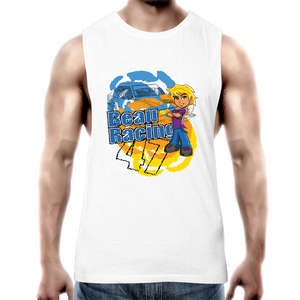 Beau Racing - Mens Tank Top Tee