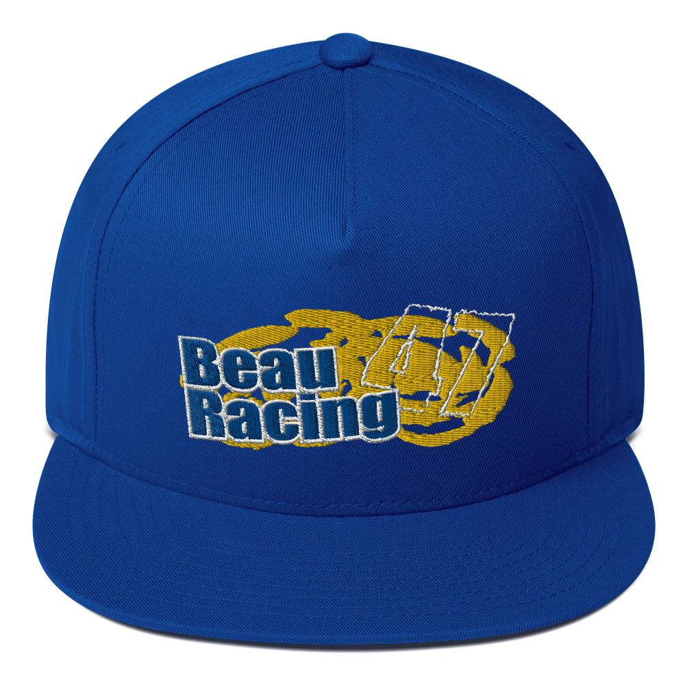 Beau Racing - Flat Bill Cap