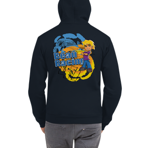 Beau Racing - Zip up Hoodie sweater