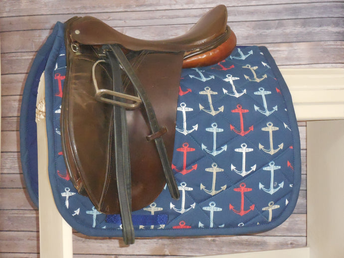 Anchors Dressage Saddle Pad