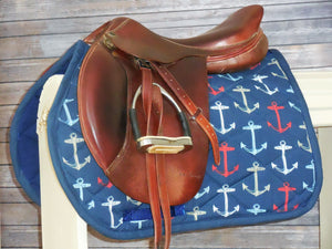 Anchors Saddle Pad - AP