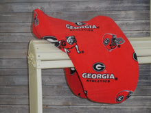 Go Dawgs! Saddle Cover