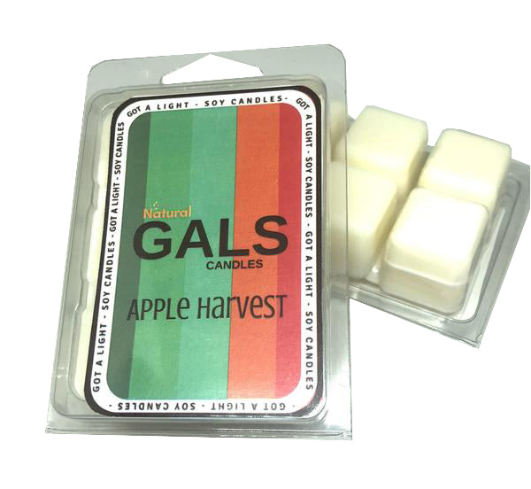 Apple Harvest Soy Wax Melt Organic, [product_type], Got A Light Soy Candles, [variant_title]