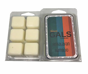 Nepal - Himalayan Bamboo Soy Wax Melt Organic, [product_type], Got A Light Soy Candles, [variant_title]