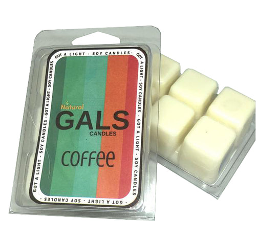 Coffee Soy Wax Melt Organic, [product_type], Got A Light Soy Candles, [variant_title]