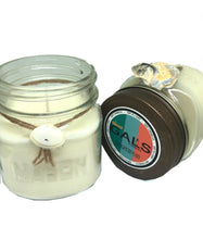 Gingerbread 8oz Mason Jar Soy Wax Organic Candle, [product_type], Got A Light Soy Candles, [variant_title]