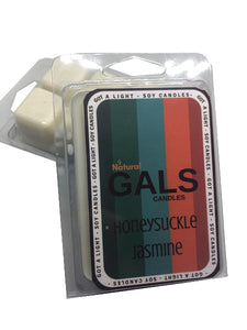 SALE - Honeysuckle Jasmine Soy Wax Melt Organic, [product_type], Got A Light Soy Candles, [variant_title]