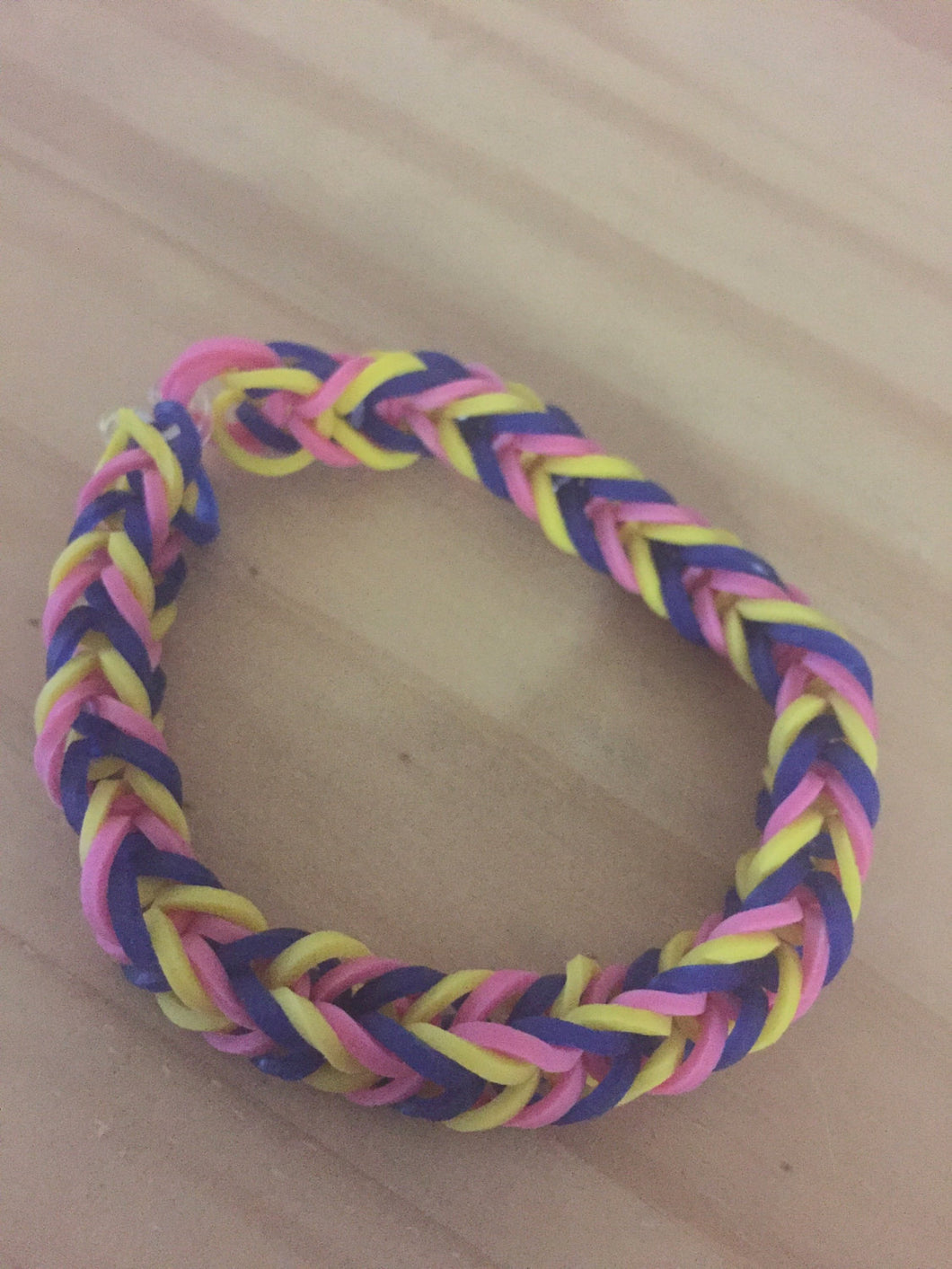 Rainbow Loom Colorful Fishtail Simple Bracelet LGBT Pansexual Awareness (Proceeds donated to the Human Rights Campaign), [product_type], Got A Light Soy Candles, [variant_title]