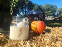 Apple Harvest 8oz Mason Jar Soy Wax Organic Candle, [product_type], Got A Light Soy Candles, [variant_title]