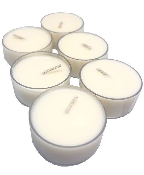 Blue Spruce Pack of 6 Tealights, [product_type], Got A Light Soy Candles, [variant_title]
