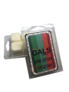 New Jersey Tomatoes Soy Wax Melt Organic, [product_type], Got A Light Soy Candles, [variant_title]