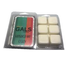 Jamaica Me Crazy Soy Wax Melt Organic, [product_type], Got A Light Soy Candles, [variant_title]