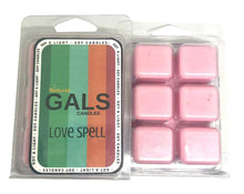 Love Spell Soy Wax Melt Organic, [product_type], Got A Light Soy Candles, [variant_title]