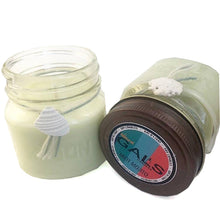 SALE - Mint Mojito 8oz Mason Jar Soy Wax Organic Candle, [product_type], Got A Light Soy Candles, [variant_title]