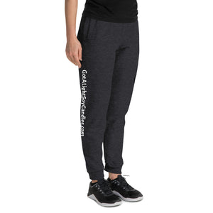 Unisex Joggers, [product_type], Got A Light Soy Candles, [variant_title]