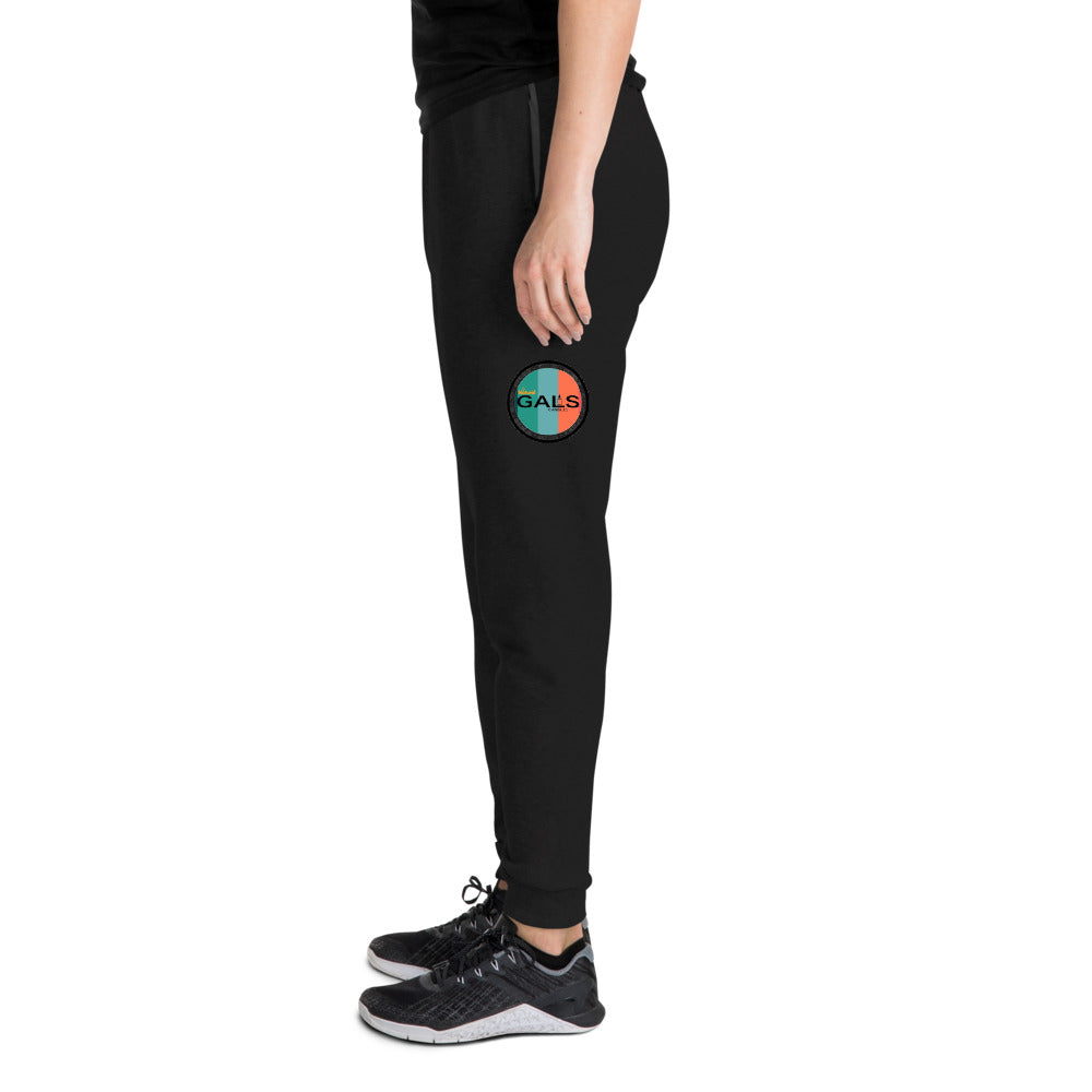Unisex Joggers, [product_type], Got A Light Soy Candles, Black / S