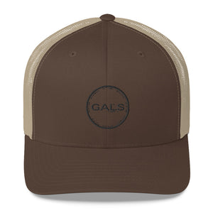 Trucker Cap, [product_type], Got A Light Soy Candles, Brown/ Khaki