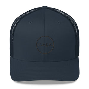Trucker Cap, [product_type], Got A Light Soy Candles, Navy