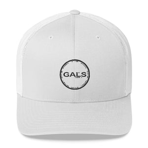 Trucker Cap, [product_type], Got A Light Soy Candles, White