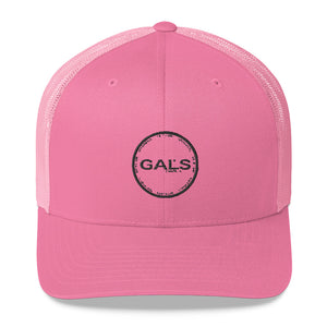 Trucker Cap, [product_type], Got A Light Soy Candles, Pink