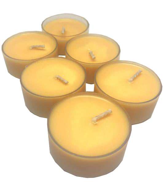 Pumpkin Chai Pack of 6 Tealights, [product_type], Got A Light Soy Candles, [variant_title]