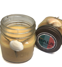 Pumpkin Chai 8oz Mason Jar Soy Wax Organic Candle, [product_type], Got A Light Soy Candles, [variant_title]