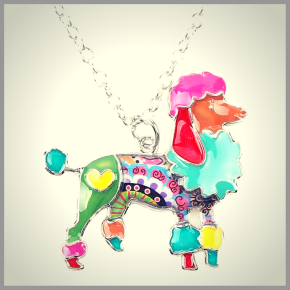 Puppy Pendants