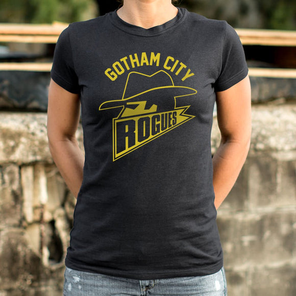 Womens Gotham City Rogues T-Shirt