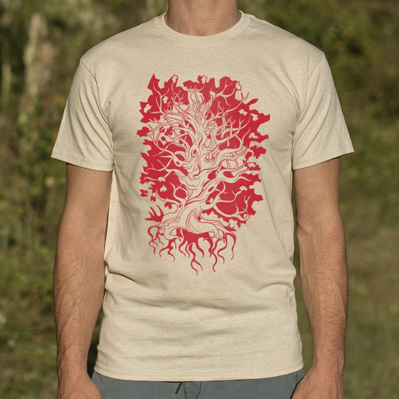 Mens Tree Of Life T-Shirt