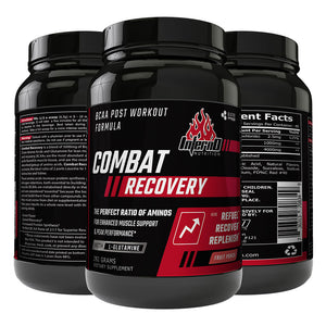 Combat Recovery - Ultimate Aminos with Glutamine