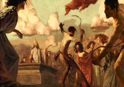 041 Lupercalia - Valentine's Day In Ancient Rome?