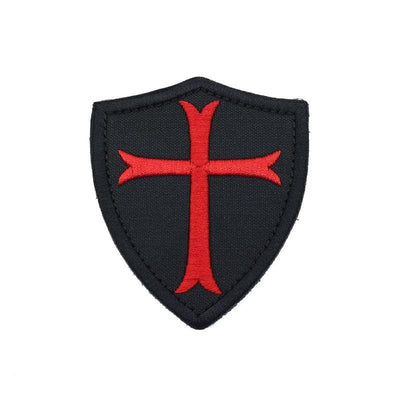 A Red Cross Templar Embroidery Badge