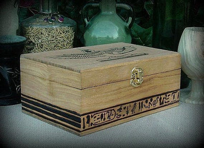 Ancient Egypt Ancient Egypt Isis The Great Mother Spell Box