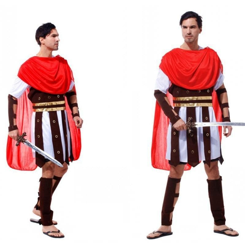 Ancient Greece Warrior Costumes