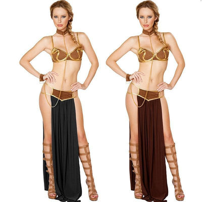 Ancient Greek Exotic Dress