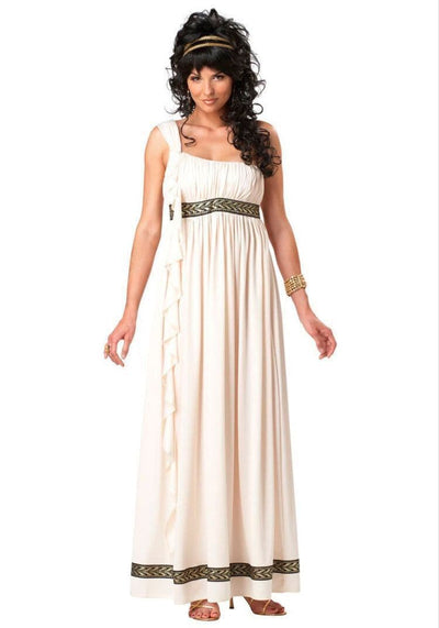 Ancient Greece Women / M Ancient Greece Mythology Olympus Zeus Hera Fancy Dress